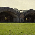 Fort Pickens Arches by Laurie Perry