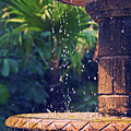 Fountain by Angela Doelling AD DESIGN Photo and PhotoArt