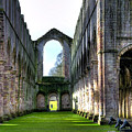 Fountains Abbey 7 by Svetlana Sewell