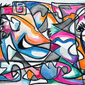 Four by Expressionistart studio Priscilla Batzell