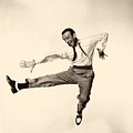 Fred Astaire In Daddy Long Legs 1955 by Mountain Dreams