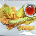 Fried Shrimps Tempura by Benny Marty