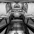 Fulton Street Subway by Edi Chen