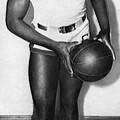 Future Brooklyn Dodger Jackie Robinson by Everett