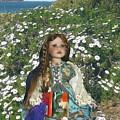Gabriella Elizabeth Rossetti by Adrianne Wood