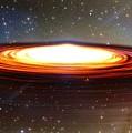 Galactic Core by Marjan Mencin