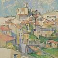 Gardanne by Paul Czanne