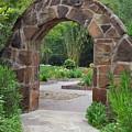 Garden Gate by Camera Candy