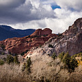 Garden Of The Gods by Jennifer Mitchell