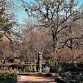 Garden Walk by Robert Brown