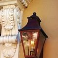 Gas Lantern by Donna Bentley