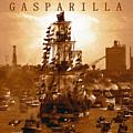 Gasparilla Invasion  by David Lee Thompson
