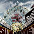 Gate Of Wonder by Allan Piper