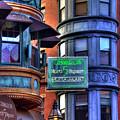 Gennaro's 5 North Square - Boston by Joann Vitali