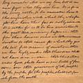 Gettysburg Address by Granger