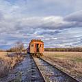 Ghost Train by Rachel Snydstrup