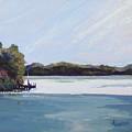 Gibralter Morn by Judy Fischer Walton