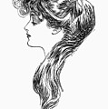 Gibson Girl, 1903 by Granger