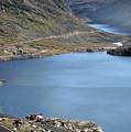 Glacial Lake by Jim Hill