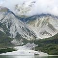Glacier Bay Landscape by Ramunas Bruzas