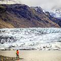 Glacier Lagoon by Alexey Stiop