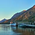 Glacier Two Medicine Sunrise  by Adam Jewell