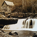 Glade Creek Grist Mill by Jack Paolini
