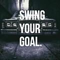 Goal by Gadinie Que