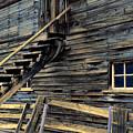 Golden Barn  by Wayne Sherriff