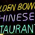 Golden Bowl by Ronald Watkins
