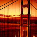 Golden Gate Bridge by Gene Sizemore
