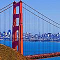 Golden Gate by Dennis Cox