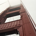 Golden Gate Tower by Mark Fuller