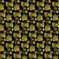 Golden Tropics Pattern by Kathleen Sartoris