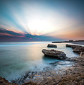 Good Morning Red Sea by Hannes Cmarits