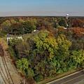 Gordonsville Virginia Tracks by Tredegar DroneWorks