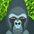 Gorilla by Nicole Wilson