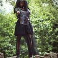 Got Warrior Princess by Amanda Elwell