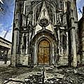 Gotic Church by Galeria Trompiz
