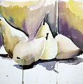 Graceful Pears by Mindy Newman