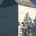 Grain Elevator In Troy Idaho by Jerry McCollum