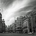 Gran Via by David Pringle