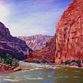 Grand Canyon I by Stan Hamilton
