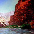 Grand Canyon II by Stan Hamilton