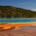 Grand Prismatic Pool IIi by Beth Collins