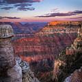 Grand Sunset by Shawn Einerson