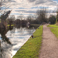 Grand Union Canal Rickmansworth by Chris Day