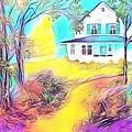 Grandma's House by Michael Mrozik
