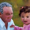 Grandpa by Florine Duffield