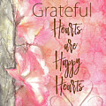 Grateful Hearts by Ramona Murdock